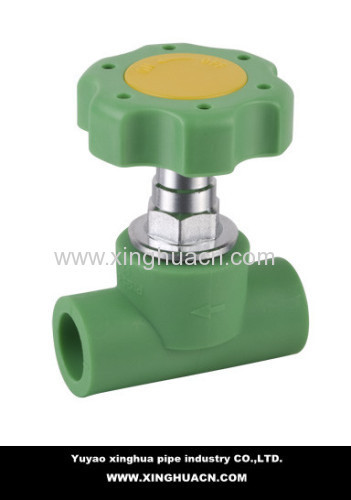 pipe fitting heavy stop valve