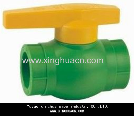plumbing material stop valve for pipe fitting