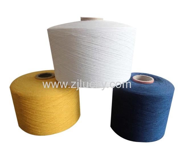 regenerated TC Yarn for weaving