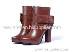 2013 very popular super high heel boots for women