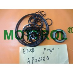E200B HYDRAULIC PUMP SEAL KIT