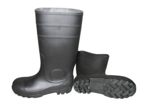 safety boots rubber boots teel Toe Safety Rain Boots Safety steel Boots