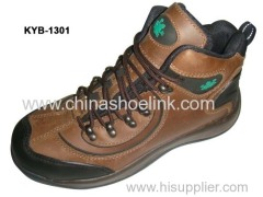Trekking shoes, Work boot, Boot with steel
