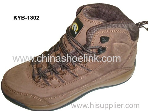 Work boot, trekking shoe, outdoor shoes, hiking shoes