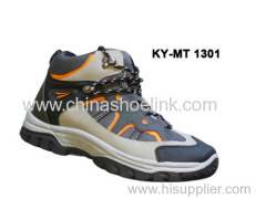 Jinjiang Hiking shoes with phylon sole and high glass pu upper (KY-MT1301)