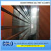 Horizontal aluminium profiles powder coating line