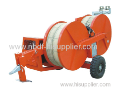 765KV Overhead Power Lines Conductor Stringing Equipment
