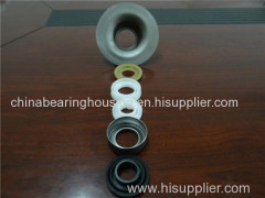 Transfer belt housing and sealing