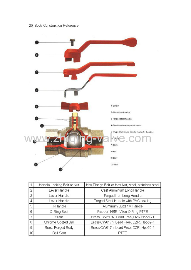 CSA 1/2 psig Approved, Flare / Flare BrassGas Ball Valve With 1/8NPT Side Tap, Aluminum Lever Handle
