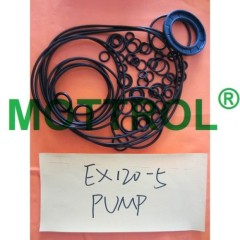 EX120-5 HYDRAULIC PUMP SEAL KIT