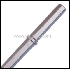 Paving Breaker Steel Hex Shank