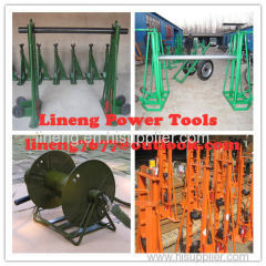 Cable Drum Lifter Stands,Cable Drum Jacks