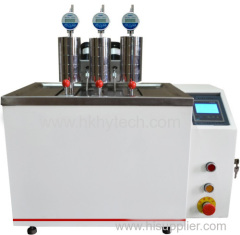 Digital Display Plastic HDT Vicat Softening Point Apparatus/Tester