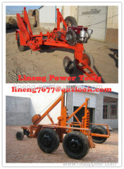 CABLE DRUM TRAILER , Cable Reel Trailer,Cable Carrier aster trailer-roller, Cable Reel Trailer,Spooler Trailer