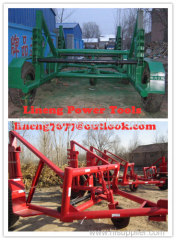 Cable Reel Puller,Cable Reels, Cable reel carrier trailer cable drum table
