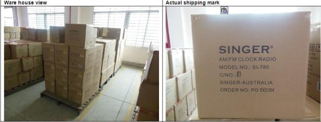 High-Quality Pre shipment inspeciton for Clock Radio