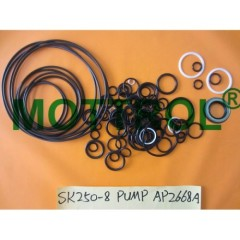 SK250-8 MAIN PUMP SEAL KIT
