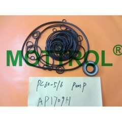 PC60-5/6 HYDRAULIC PUMP SEAL KIT