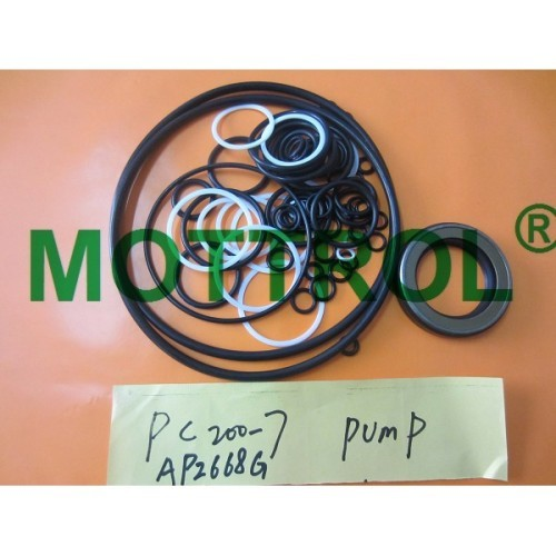 PC200-7 HYDRAULIC PUMP SEAL KIT