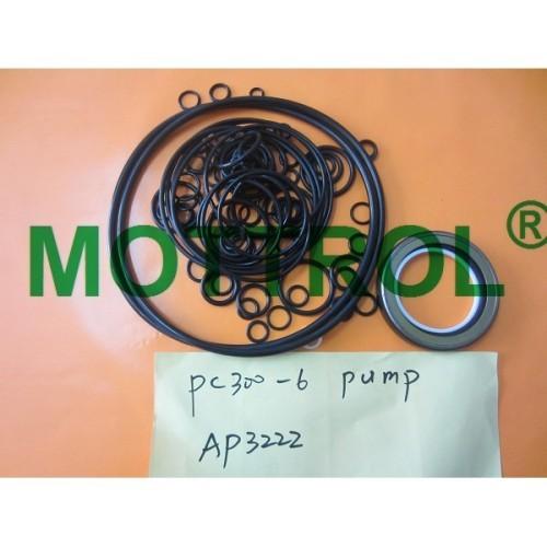 PC300-6 HYDRAULIC PUMP SEAL KIT