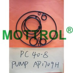PC40-8 HYDRAULIC PUMP SEAL KIT