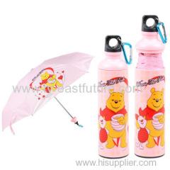 2013 Hot New Water Bottle Umbrella
