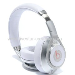 Cheap Dr Dre Beats Executive Over Ear Headphones with ControlTalk white