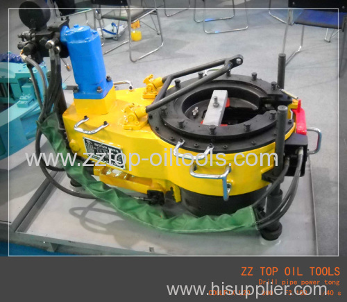 ZQ203/100 Drill pipe Power tong handling tools