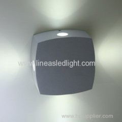 LED SQUARE WALL LIGHT 230V 3*3W 4LEDS
