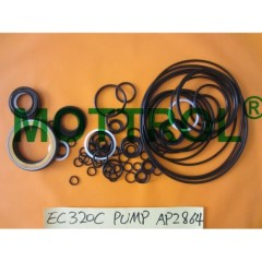 EC320C MAIN PUMP SEAL KIT