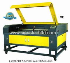 1500x1200mm 80W 100W 130W laser Engraver