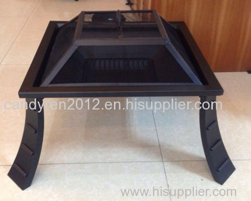 fire pit fireplace charcoal grill