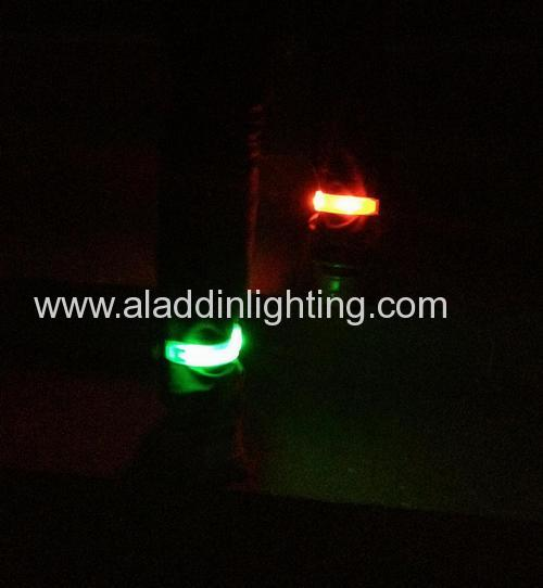 new LED bicycle light