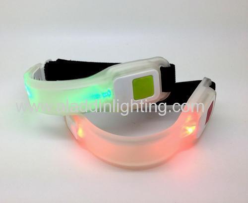 newest LED safety wrist band light