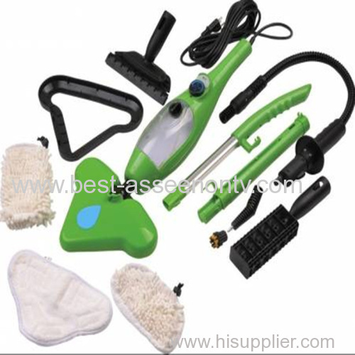 x5 H2O bissell steam mop