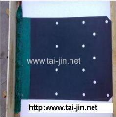 Insoluble Iridum Oxide Electrolytic Copper Foil Titanium Anode
