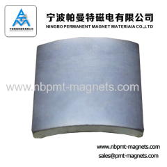 Super Sintered Arc NdFeb Magnet