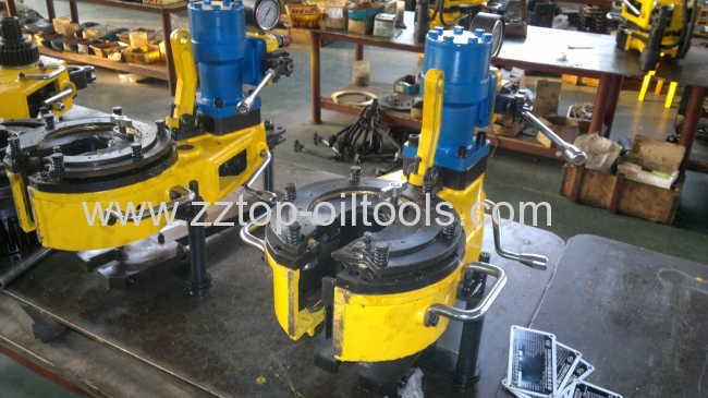 Бурильная труба инструменты обработки трубного ключа ZQ203