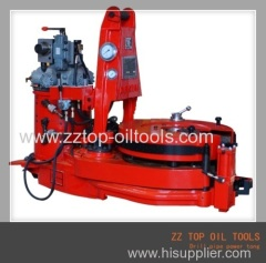 Drill pipe power tong ZQ203 handling tools