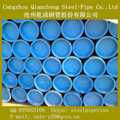 Carbon steel seamless gas line pipe API 5L GR.B