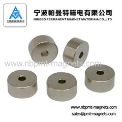 permanent neodymium cylinder magnets