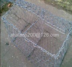 Hexagonal Gabion Wire Mesh