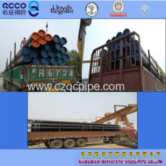 API 5L X42 X60 X70 seamless steel pipes QCCO brand new