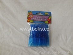 2013 60pack plastic fruit forks