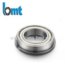 bearing with locating snap ring groove