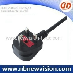 Power Cord for Air Conditioner & Refrigerator