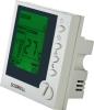LCD digital room thermostat in HVAC