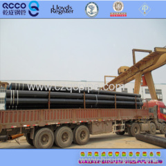 QCCO API 5L Gr.B carbon seamless pipes stocks