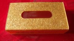 Acrylic tissue box tissue case, Acrylic tissue holder
