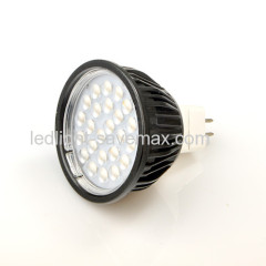 4W 12V MR16 LED light bulb